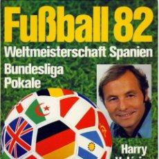 Coleccionismo deportivo: FÚTBOL. FUSSBALL 82 (VALÉRIEN). Lote 40341640