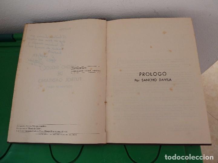 Coleccionismo deportivo: MEDIO SIGLO DE FUTBOL GADITANO FIRMADO Y DEDICADO POR LUIS A. BALBONTIN BALPIÑA - Foto 16 - 182314500