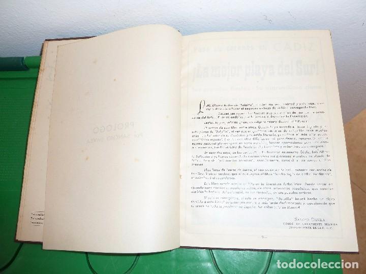 Coleccionismo deportivo: MEDIO SIGLO DE FUTBOL GADITANO FIRMADO Y DEDICADO POR LUIS A. BALBONTIN BALPIÑA - Foto 18 - 182314500