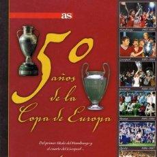Coleccionismo deportivo: 50 AÑOS DE LA COPA DE EUROPA VOL5 1982 - 1989 . Lote 63710059