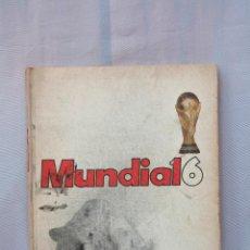 Coleccionismo deportivo: LIBRO DE FUTBOL MÉXICO86. Lote 64199039