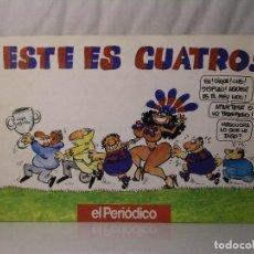 Coleccionismo deportivo: LOTE DE 4 LIBRITOS DEL BARÇA (FC BARCELONA) **** LIQUIDO COLECCION *** LOTE 2. Lote 64873523