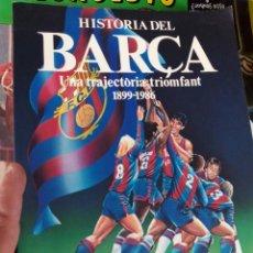 Coleccionismo deportivo: LIBRO HISTORIA DEL BARCELONA BARCA. Lote 64894667
