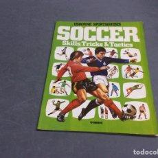 Sammelleidenschaft Sport - Soccer: Skills, Tricks and Tactics / Usborne sportsguides -libro futbol en ingles - 66479462