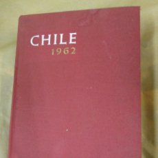 Coleccionismo deportivo: CAMPEONATO MUNDIAL DE FUTBOL CHILE 1962 - PROLOGA KUBALA - EDI VERGARA 1962 + INFO. Lote 67525721