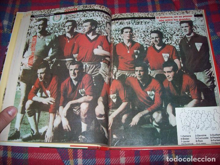 HISTORIA DEL REAL MALLORCA. EL DIA 16. 1991.TODO UNA JOYA!!!!!!!!!!!!!!!!!!!!. VER FOTOS. (Coleccionismo Deportivo - Libros de Fútbol)