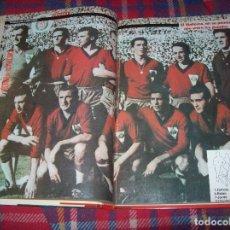 Coleccionismo deportivo: HISTORIA DEL REAL MALLORCA. EL DIA 16. 1991.TODO UNA JOYA!!!!!!!!!!!!!!!!!!!!. VER FOTOS.. Lote 142156689