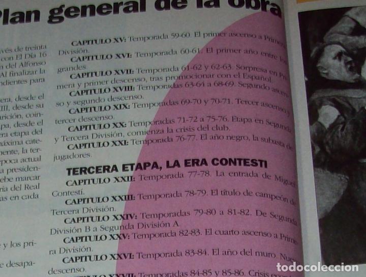 Coleccionismo deportivo: HISTORIA DEL REAL MALLORCA. EL DIA 16. 1991.TODO UNA JOYA!!!!!!!!!!!!!!!!!!!!. VER FOTOS. - Foto 6 - 142156689