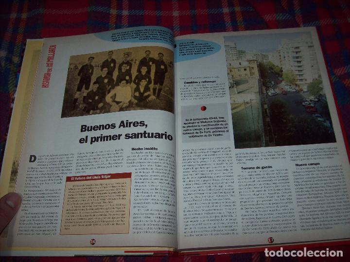 Coleccionismo deportivo: HISTORIA DEL REAL MALLORCA. EL DIA 16. 1991.TODO UNA JOYA!!!!!!!!!!!!!!!!!!!!. VER FOTOS. - Foto 9 - 142156689