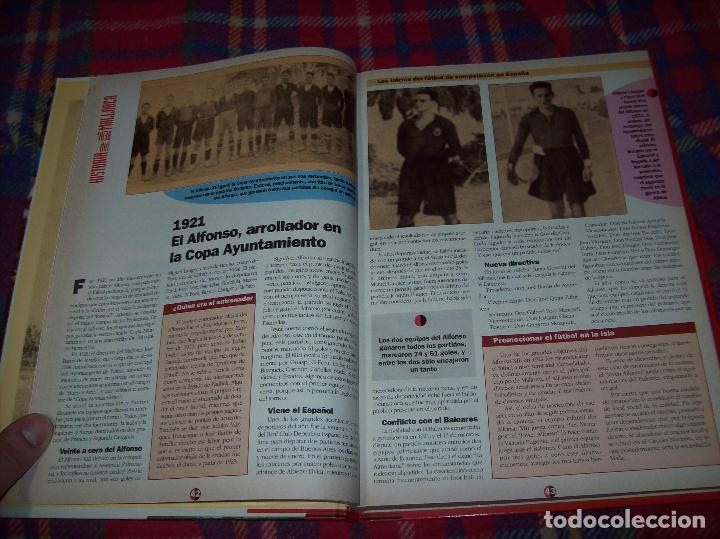 Coleccionismo deportivo: HISTORIA DEL REAL MALLORCA. EL DIA 16. 1991.TODO UNA JOYA!!!!!!!!!!!!!!!!!!!!. VER FOTOS. - Foto 11 - 142156689