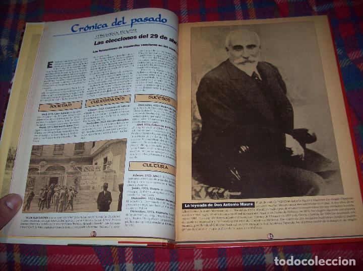 Coleccionismo deportivo: HISTORIA DEL REAL MALLORCA. EL DIA 16. 1991.TODO UNA JOYA!!!!!!!!!!!!!!!!!!!!. VER FOTOS. - Foto 13 - 142156689