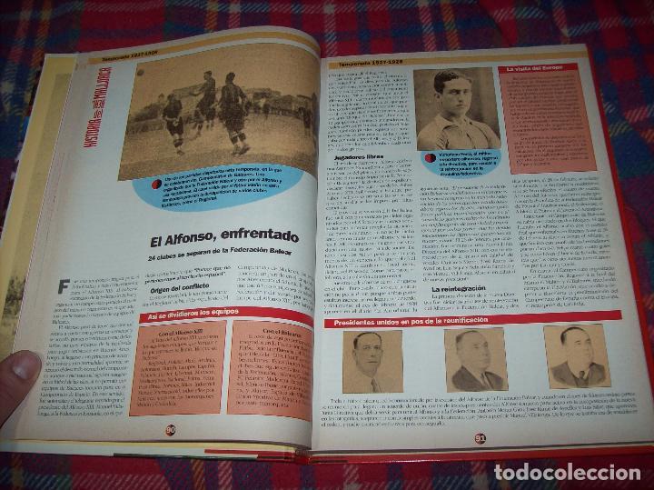 Coleccionismo deportivo: HISTORIA DEL REAL MALLORCA. EL DIA 16. 1991.TODO UNA JOYA!!!!!!!!!!!!!!!!!!!!. VER FOTOS. - Foto 17 - 142156689