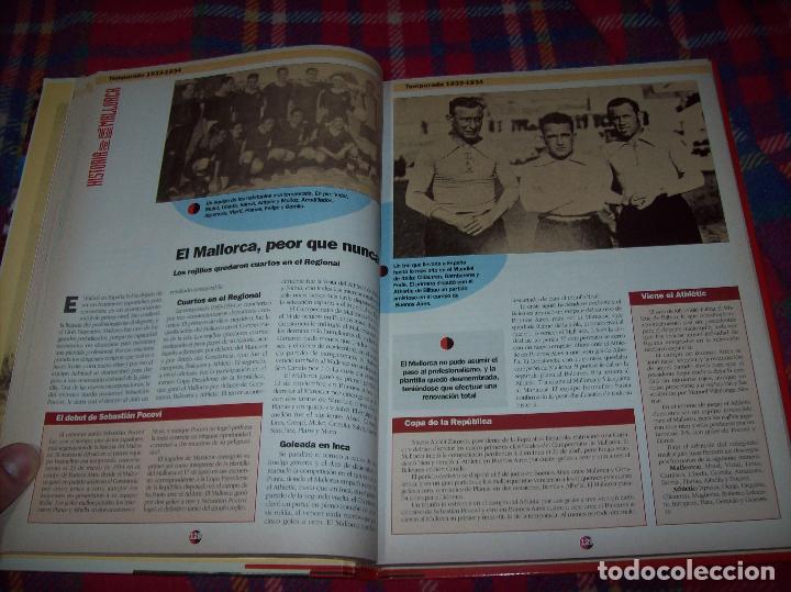 Coleccionismo deportivo: HISTORIA DEL REAL MALLORCA. EL DIA 16. 1991.TODO UNA JOYA!!!!!!!!!!!!!!!!!!!!. VER FOTOS. - Foto 21 - 142156689