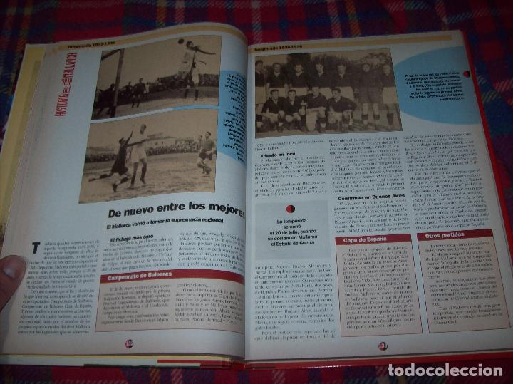 Coleccionismo deportivo: HISTORIA DEL REAL MALLORCA. EL DIA 16. 1991.TODO UNA JOYA!!!!!!!!!!!!!!!!!!!!. VER FOTOS. - Foto 22 - 142156689
