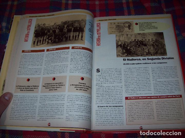 Coleccionismo deportivo: HISTORIA DEL REAL MALLORCA. EL DIA 16. 1991.TODO UNA JOYA!!!!!!!!!!!!!!!!!!!!. VER FOTOS. - Foto 23 - 142156689