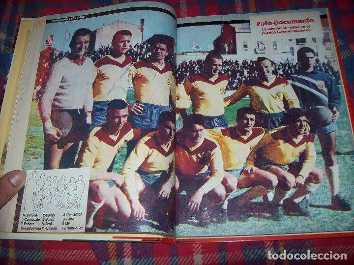 Coleccionismo deportivo: HISTORIA DEL REAL MALLORCA. EL DIA 16. 1991.TODO UNA JOYA!!!!!!!!!!!!!!!!!!!!. VER FOTOS. - Foto 24 - 142156689