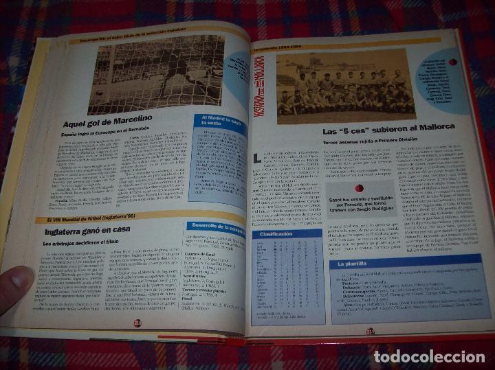 Coleccionismo deportivo: HISTORIA DEL REAL MALLORCA. EL DIA 16. 1991.TODO UNA JOYA!!!!!!!!!!!!!!!!!!!!. VER FOTOS. - Foto 26 - 142156689