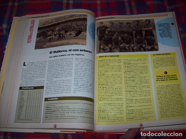Coleccionismo deportivo: HISTORIA DEL REAL MALLORCA. EL DIA 16. 1991.TODO UNA JOYA!!!!!!!!!!!!!!!!!!!!. VER FOTOS. - Foto 28 - 142156689