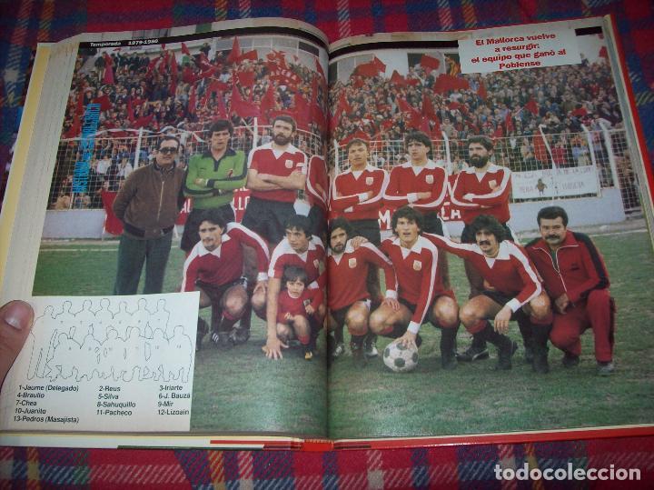 Coleccionismo deportivo: HISTORIA DEL REAL MALLORCA. EL DIA 16. 1991.TODO UNA JOYA!!!!!!!!!!!!!!!!!!!!. VER FOTOS. - Foto 29 - 142156689