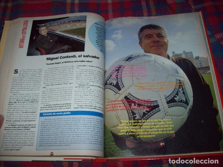 Coleccionismo deportivo: HISTORIA DEL REAL MALLORCA. EL DIA 16. 1991.TODO UNA JOYA!!!!!!!!!!!!!!!!!!!!. VER FOTOS. - Foto 30 - 142156689