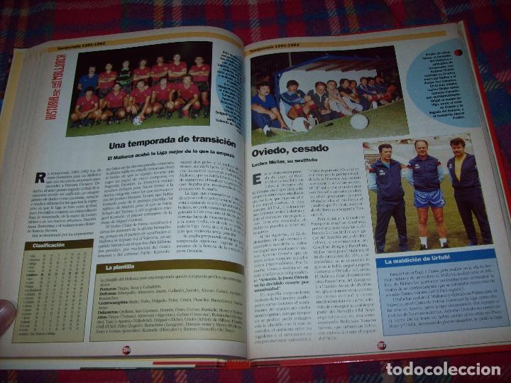Coleccionismo deportivo: HISTORIA DEL REAL MALLORCA. EL DIA 16. 1991.TODO UNA JOYA!!!!!!!!!!!!!!!!!!!!. VER FOTOS. - Foto 31 - 142156689