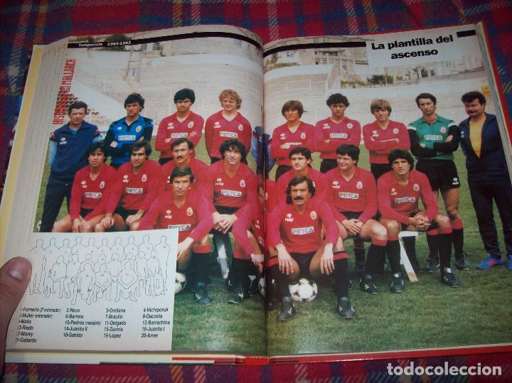 Coleccionismo deportivo: HISTORIA DEL REAL MALLORCA. EL DIA 16. 1991.TODO UNA JOYA!!!!!!!!!!!!!!!!!!!!. VER FOTOS. - Foto 33 - 142156689