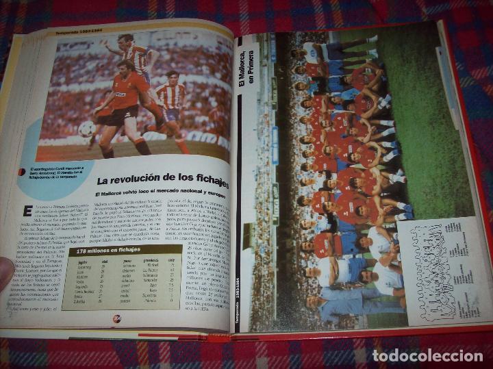 Coleccionismo deportivo: HISTORIA DEL REAL MALLORCA. EL DIA 16. 1991.TODO UNA JOYA!!!!!!!!!!!!!!!!!!!!. VER FOTOS. - Foto 34 - 142156689