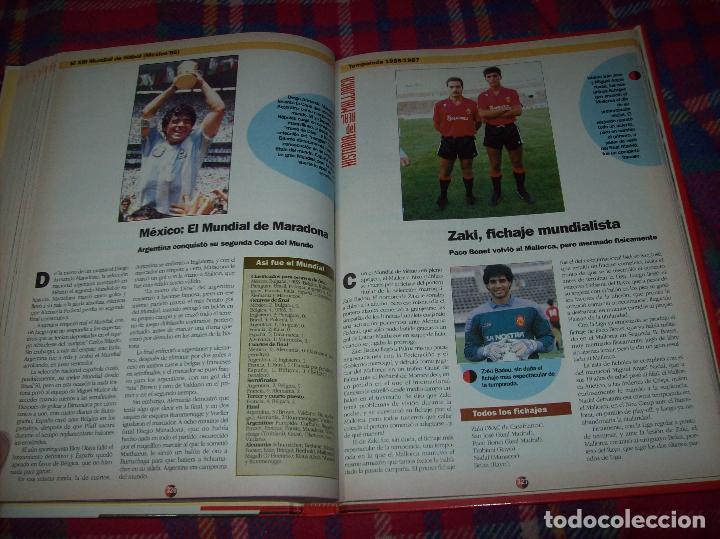 Coleccionismo deportivo: HISTORIA DEL REAL MALLORCA. EL DIA 16. 1991.TODO UNA JOYA!!!!!!!!!!!!!!!!!!!!. VER FOTOS. - Foto 36 - 142156689
