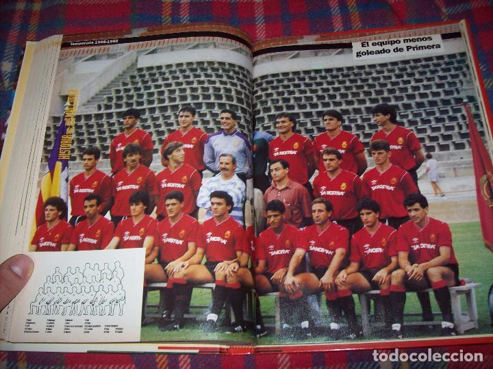 Coleccionismo deportivo: HISTORIA DEL REAL MALLORCA. EL DIA 16. 1991.TODO UNA JOYA!!!!!!!!!!!!!!!!!!!!. VER FOTOS. - Foto 37 - 142156689