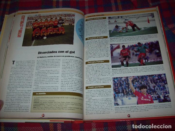 Coleccionismo deportivo: HISTORIA DEL REAL MALLORCA. EL DIA 16. 1991.TODO UNA JOYA!!!!!!!!!!!!!!!!!!!!. VER FOTOS. - Foto 38 - 142156689