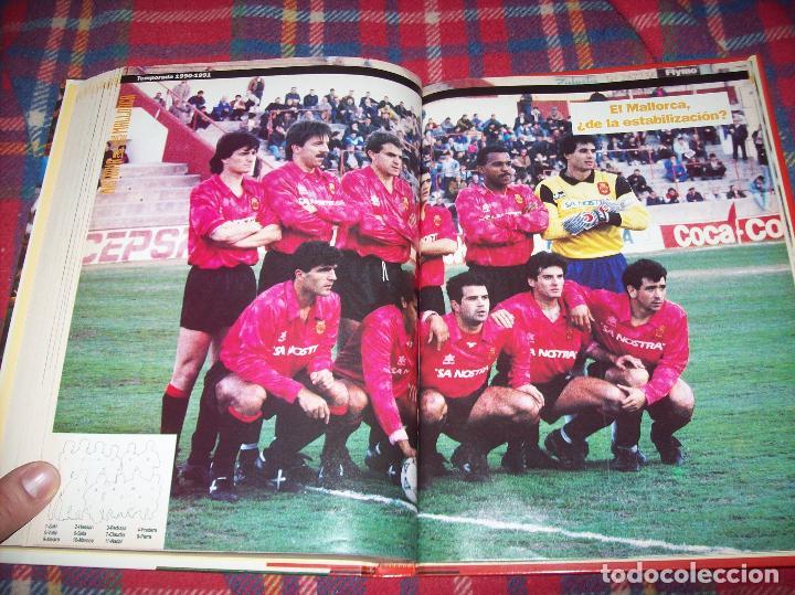 Coleccionismo deportivo: HISTORIA DEL REAL MALLORCA. EL DIA 16. 1991.TODO UNA JOYA!!!!!!!!!!!!!!!!!!!!. VER FOTOS. - Foto 39 - 142156689