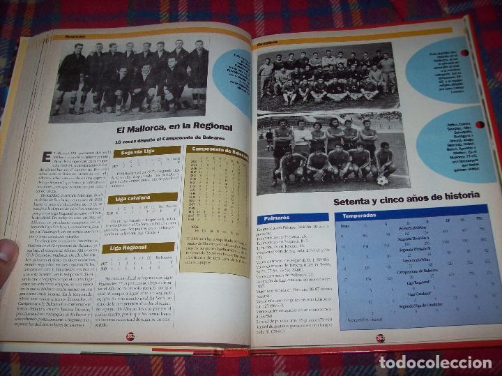 Coleccionismo deportivo: HISTORIA DEL REAL MALLORCA. EL DIA 16. 1991.TODO UNA JOYA!!!!!!!!!!!!!!!!!!!!. VER FOTOS. - Foto 40 - 142156689