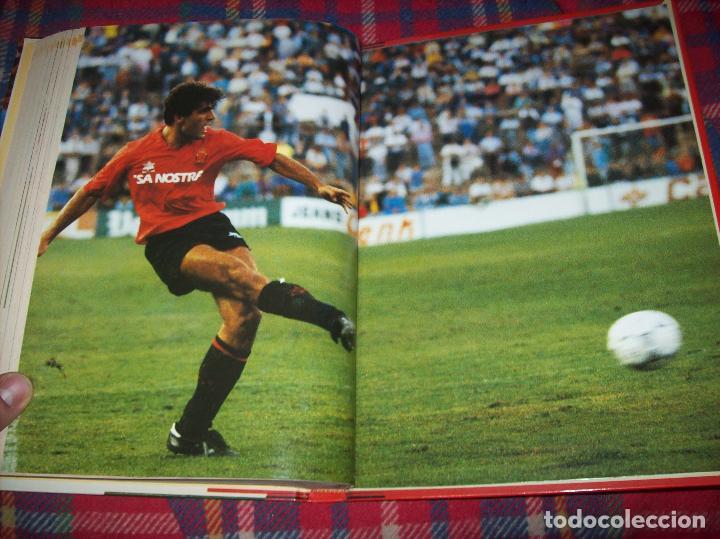 Coleccionismo deportivo: HISTORIA DEL REAL MALLORCA. EL DIA 16. 1991.TODO UNA JOYA!!!!!!!!!!!!!!!!!!!!. VER FOTOS. - Foto 43 - 142156689
