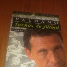 Coleccionismo deportivo - Valdano,sueños de futbol.El pais - 68560471