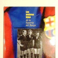 Coleccionismo deportivo: LAS MEJORES FOTOS DE LA HISTORIA DEL BARÇA.. Lote 69057797