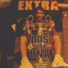 Coleccionismo deportivo: MARCA - EXTRA DOS PARA UNA. Lote 70110309