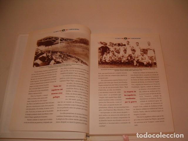 Coleccionismo deportivo: FERNANDO GALLEGO ARZUAGA. R. C. Celta. 1923-1998. 75 Años de Historia. RM78120. - Foto 2 - 71228727