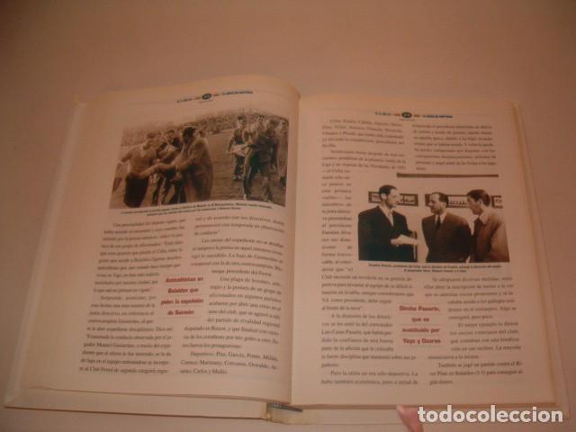Coleccionismo deportivo: FERNANDO GALLEGO ARZUAGA. R. C. Celta. 1923-1998. 75 Años de Historia. RM78120. - Foto 3 - 71228727