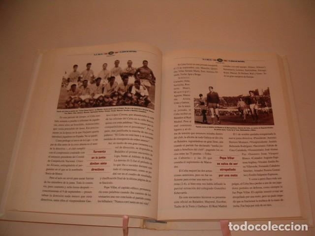 Coleccionismo deportivo: FERNANDO GALLEGO ARZUAGA. R. C. Celta. 1923-1998. 75 Años de Historia. RM78120. - Foto 4 - 71228727