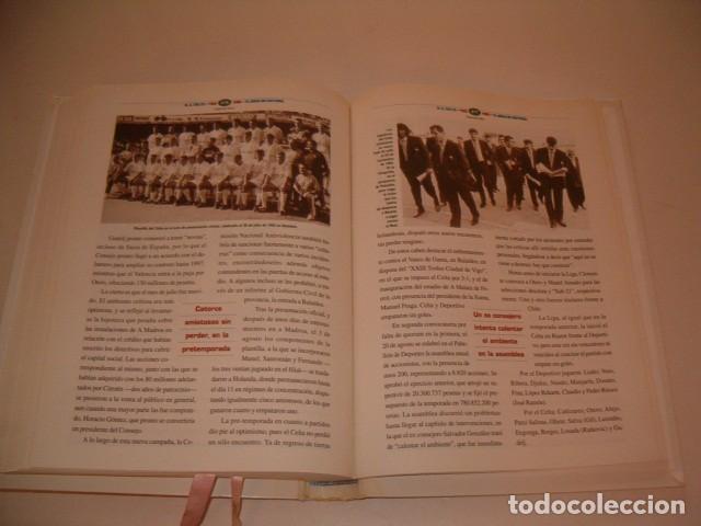 Coleccionismo deportivo: FERNANDO GALLEGO ARZUAGA. R. C. Celta. 1923-1998. 75 Años de Historia. RM78120. - Foto 5 - 71228727