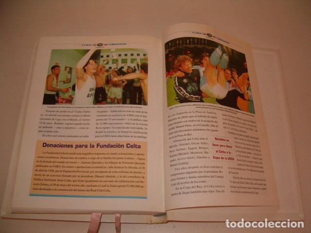 Coleccionismo deportivo: FERNANDO GALLEGO ARZUAGA. R. C. Celta. 1923-1998. 75 Años de Historia. RM78120. - Foto 6 - 71228727