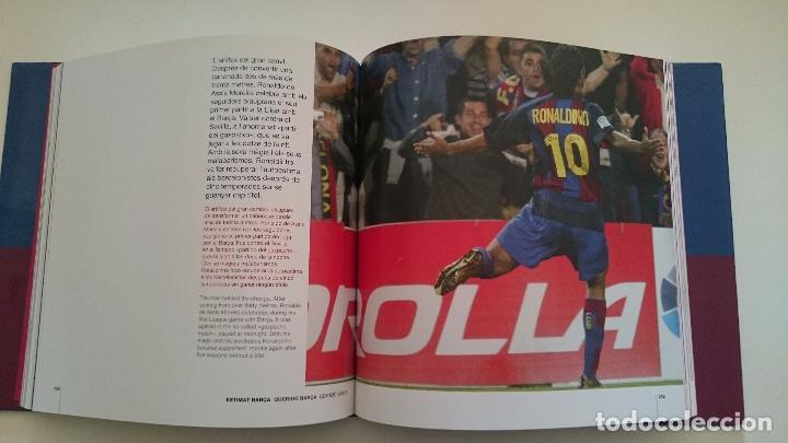 Coleccionismo deportivo: ESTIMAT BARÇA - QUERIDO BARÇA - LLUIS CANUT LIBRO DE FOTOS DEL FC BARCELONA - Foto 2 - 71546427