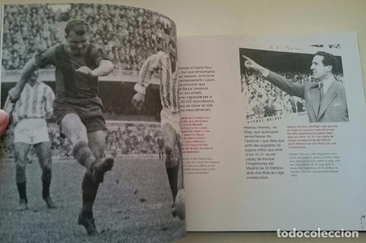 Coleccionismo deportivo: ESTIMAT BARÇA - QUERIDO BARÇA - LLUIS CANUT LIBRO DE FOTOS DEL FC BARCELONA - Foto 4 - 71546427