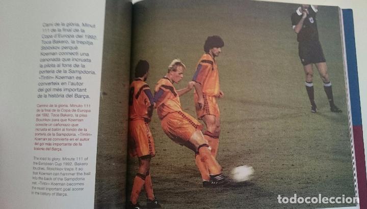 Coleccionismo deportivo: ESTIMAT BARÇA - QUERIDO BARÇA - LLUIS CANUT LIBRO DE FOTOS DEL FC BARCELONA - Foto 5 - 71546427