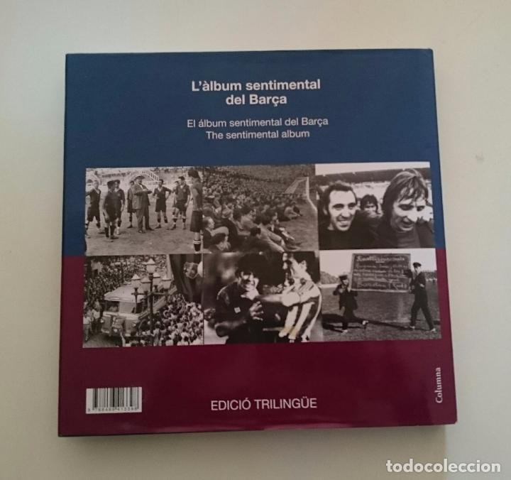 Coleccionismo deportivo: ESTIMAT BARÇA - QUERIDO BARÇA - LLUIS CANUT LIBRO DE FOTOS DEL FC BARCELONA - Foto 6 - 71546427