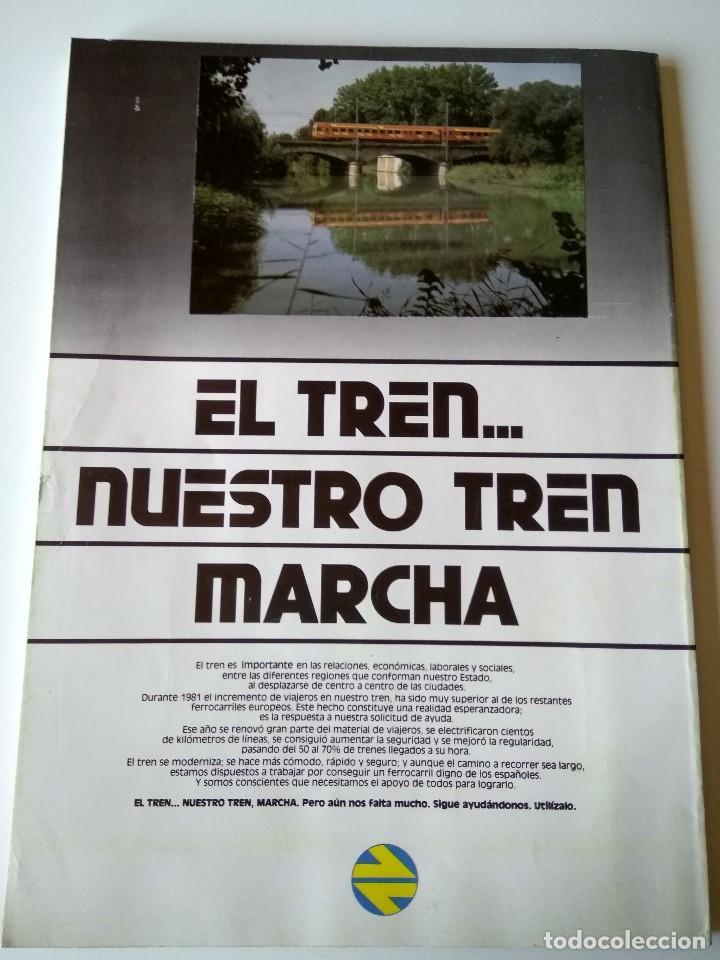 Coleccionismo deportivo: Antiguo Programa Oficial Mundial España 82 1982 Copa del Mundo Fifa - Foto 2 - 72952763