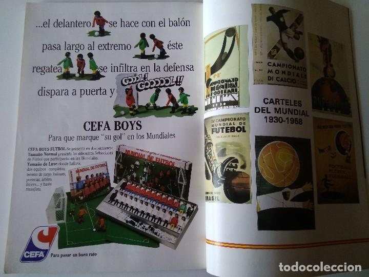 Coleccionismo deportivo: Antiguo Programa Oficial Mundial España 82 1982 Copa del Mundo Fifa - Foto 3 - 72952763