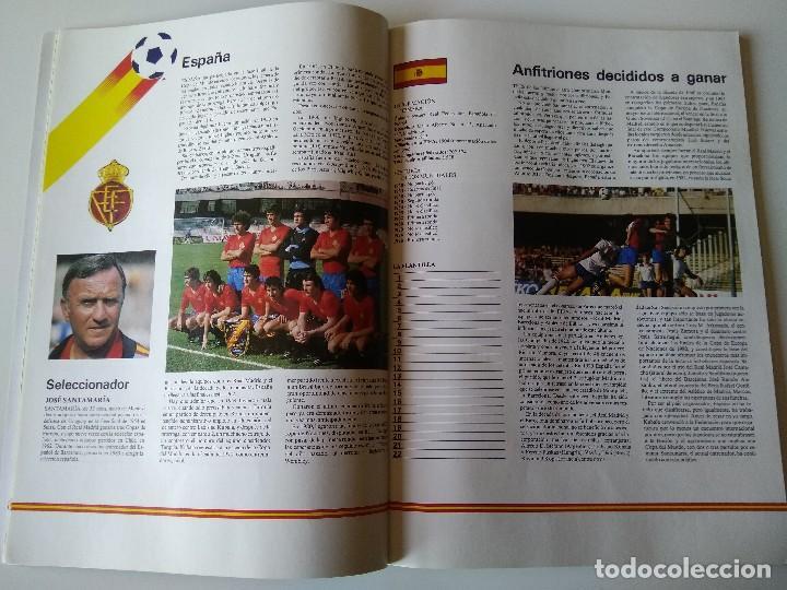 Coleccionismo deportivo: Antiguo Programa Oficial Mundial España 82 1982 Copa del Mundo Fifa - Foto 4 - 72952763