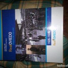 Coleccionismo deportivo: REAL OVIEDO. Lote 73761595