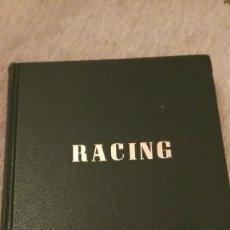 Coleccionismo deportivo: RACING - TEMPORADA 1997-98 - MUY DIFICIL - RACING DE SANTANDER. Lote 74617443